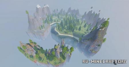 Скачать Lost Island by L1cube для Minecraft