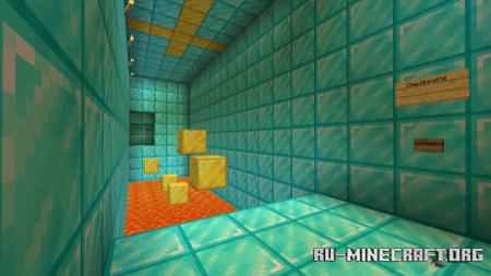 Скачать Parkour S для Minecraft PE