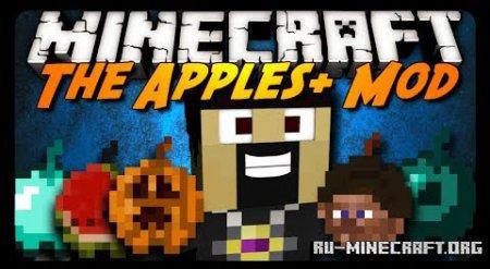 Скачать Apples Plus для Minecraft 1.16.5