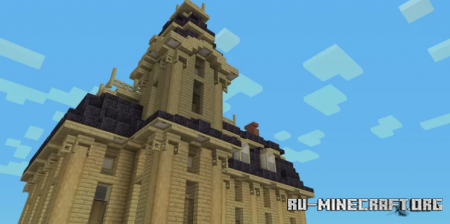 Скачать Victorian House by Krisuzinho для Minecraft