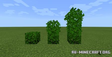 Скачать Topiary для Minecraft PE 1.16