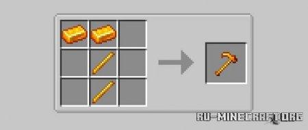 Скачать BlazeGear для Minecraft 1.16.5