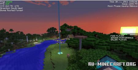 Скачать Indicatia для Minecraft 1.16.5