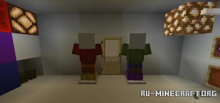 Скачать Color Dungeons by Terminator 339 для Minecraft