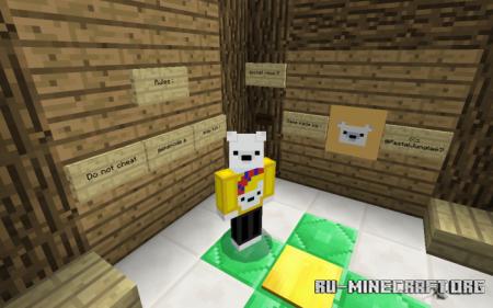Скачать Pastel's God Parkour для Minecraft PE