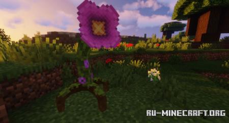 Скачать Lush Creepers для Minecraft 1.16