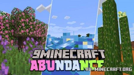Скачать Abundance для Minecraft 1.16.5