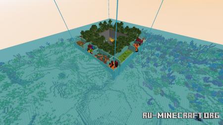 Скачать Jump Between Blocks для Minecraft