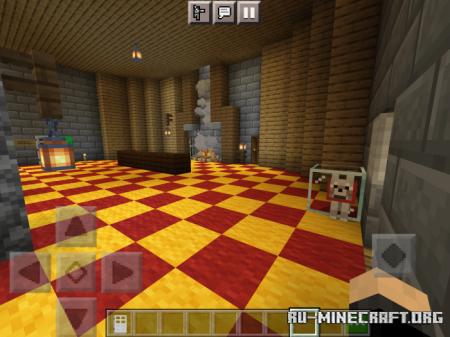 Скачать Hogwarts Mystery Escape для Minecraft PE