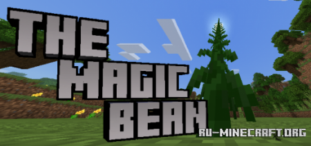 Скачать The Magic Bean для Minecraft PE 1.16