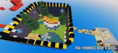 Скачать DreamSMP Parkour Map для Minecraft PE