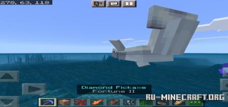 Скачать Dolphin Trainer для Minecraft PE 1.16