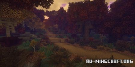 Скачать Muro's Foliage для Minecraft 1.16