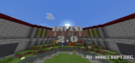 Скачать Raid Arena (2021) для Minecraft PE