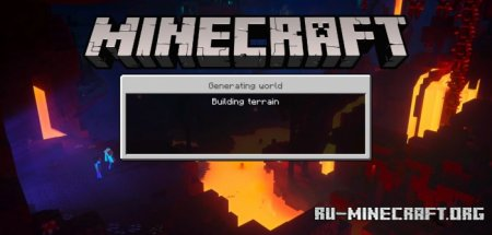 Скачать Better Ui Backgrounds для Minecraft PE 1.16