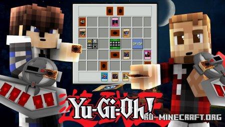 Скачать Yu-Gi-Oh Dueling для Minecraft 1.16.5