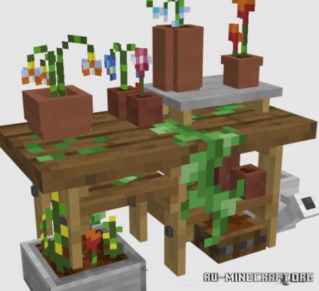 Скачать Chipped для Minecraft 1.16.5