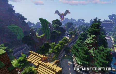 Скачать The First Deathrunner для Minecraft