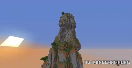 Скачать Parkour Mountain by ParanorIV для Minecraft