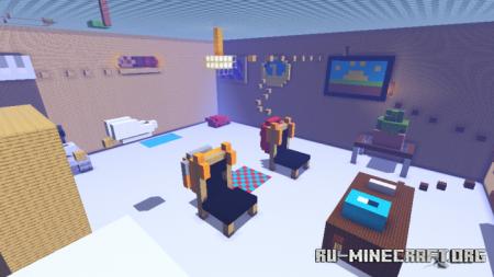 Скачать Hide And Seek School для Minecraft PE