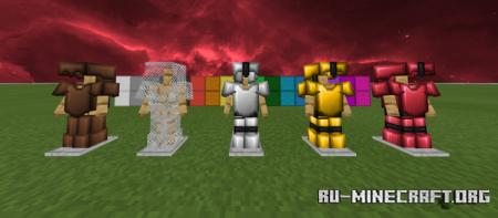 Скачать Chillihero 4k [64x64] для Minecraft PE 1.16