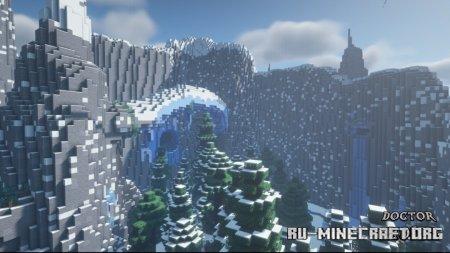 Скачать Crystal Avalanche для Minecraft