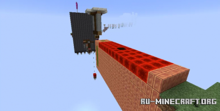 Скачать Parkour Universe by The_Buildy_Bunch для Minecraft