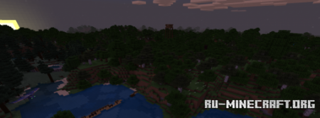 Скачать The Wood - Adventure Map для Minecraft PE