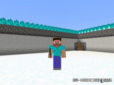 Скачать Mince Spleef для Minecraft PE