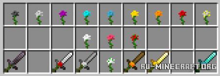 Скачать Roses Pack для Minecraft 1.16