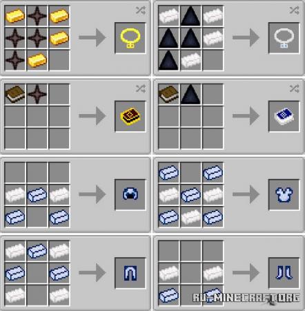 Скачать Lycantropes для Minecraft 1.16.5