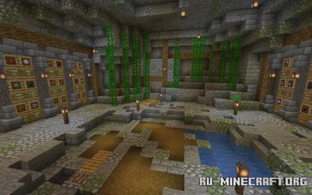 Скачать Real SkyBlock для Minecraft