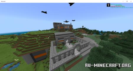 Скачать SCP: Collaboration для Minecraft PE 1.16