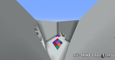 Скачать Rooms: A simple Puzzle Map для Minecraft