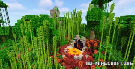 Скачать Temple of Zaxor для Minecraft