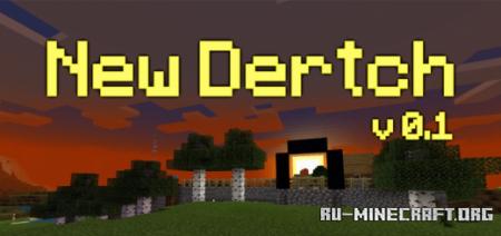 Скачать Legit Survival: New Dertch для Minecraft PE