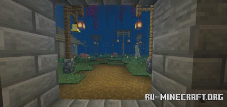 Скачать Under the Water Survival для Minecraft PE