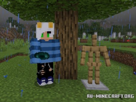 Скачать Origins Addon для Minecraft PE 1.16