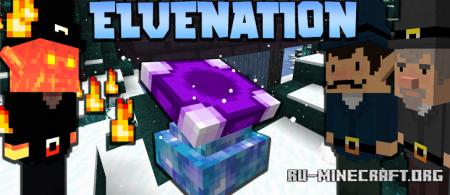 Скачать Elvenation для Minecraft 1.16.4