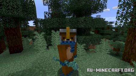 Скачать Dungeons Mobs для Minecraft 1.16.5