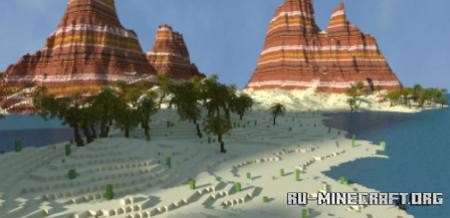 Скачать Rakron by Serpentem_Malfoy для Minecraft