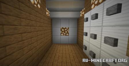 Скачать Giant Underground Redstone House для Minecraft