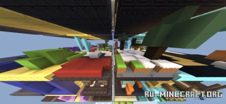 Скачать Disorderly Derby (Minigame) для Minecraft PE