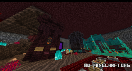 Скачать IL Death Swap для Minecraft PE