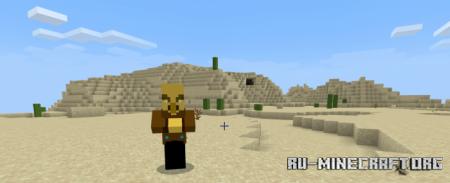 Скачать Evil Villagers для Minecraft PE 1.16