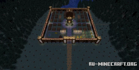 Скачать Illagers Camp для Minecraft