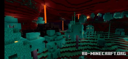 Скачать AP Shader для Minecraft PE 1.16