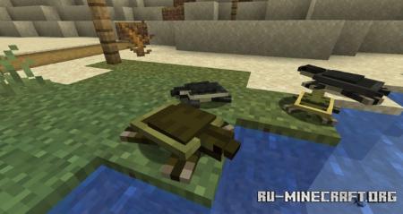 Скачать Untamed Wilds для Minecraft 1.16.5