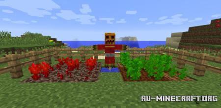 Скачать Enhanced Farming для Minecraft 1.16.5