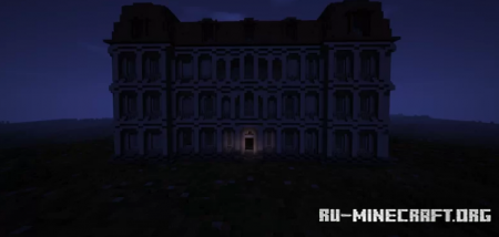 Скачать The Mansion by Dr_Sparks для Minecraft